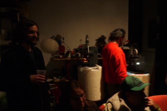 IX Festival Transterritorial de Cine Underground  sede Buenos Aires