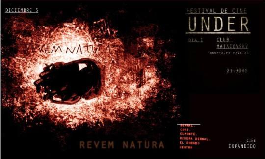 Revem Natura Cine Under Quilmes