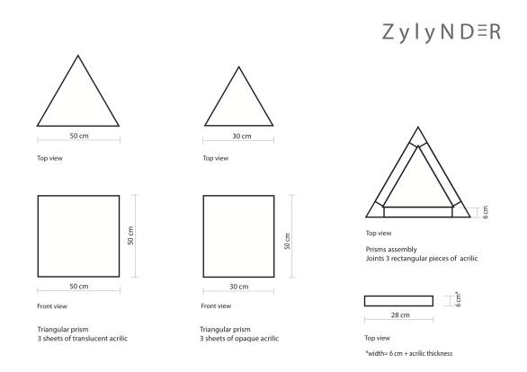 medidas zylinder
